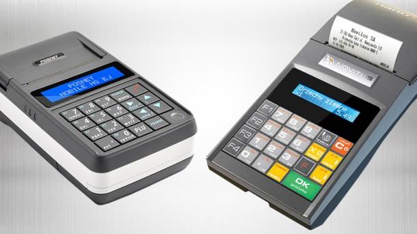 Kasy fiskalne Posnet Mobile HS EJ i Novitus Nano E