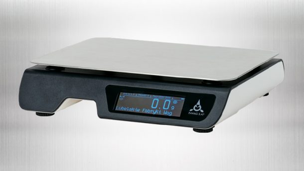 WS-1 - waga elektroniczna marki FAWAG