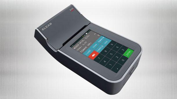 Elzab K10 Online - mobilna kasa fiskalna